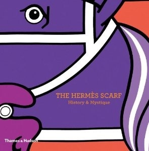 And for those avid fashion readers I recommend this book by Nadine Cole.  Since the first scarf made in 1937, the House of Hermes has produced more than two thousand different designs.