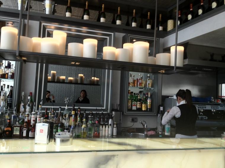 The Bar at Signum Cubo