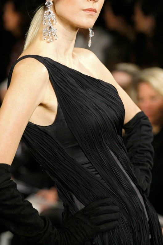 Detail from the runway of the 2013 Fall Collection by Ralph Lauren