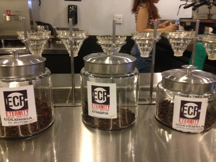 Choose, smell and taste the finest grains at Eternity Coffee roasters coming directly from the Farms in Colombia, Guatemala and other plantations in the world.