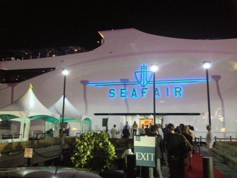 The Miami International Art Fair (MIA) is coming on board of the mega yacht SeaFair on January 16th to the 20th